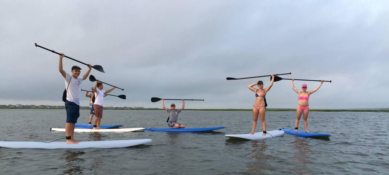 paddle board, paddle boarding myrtle beach