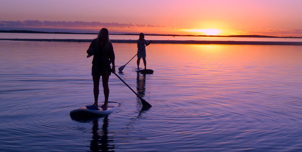 Myrtle Beach Paddle Board Tours