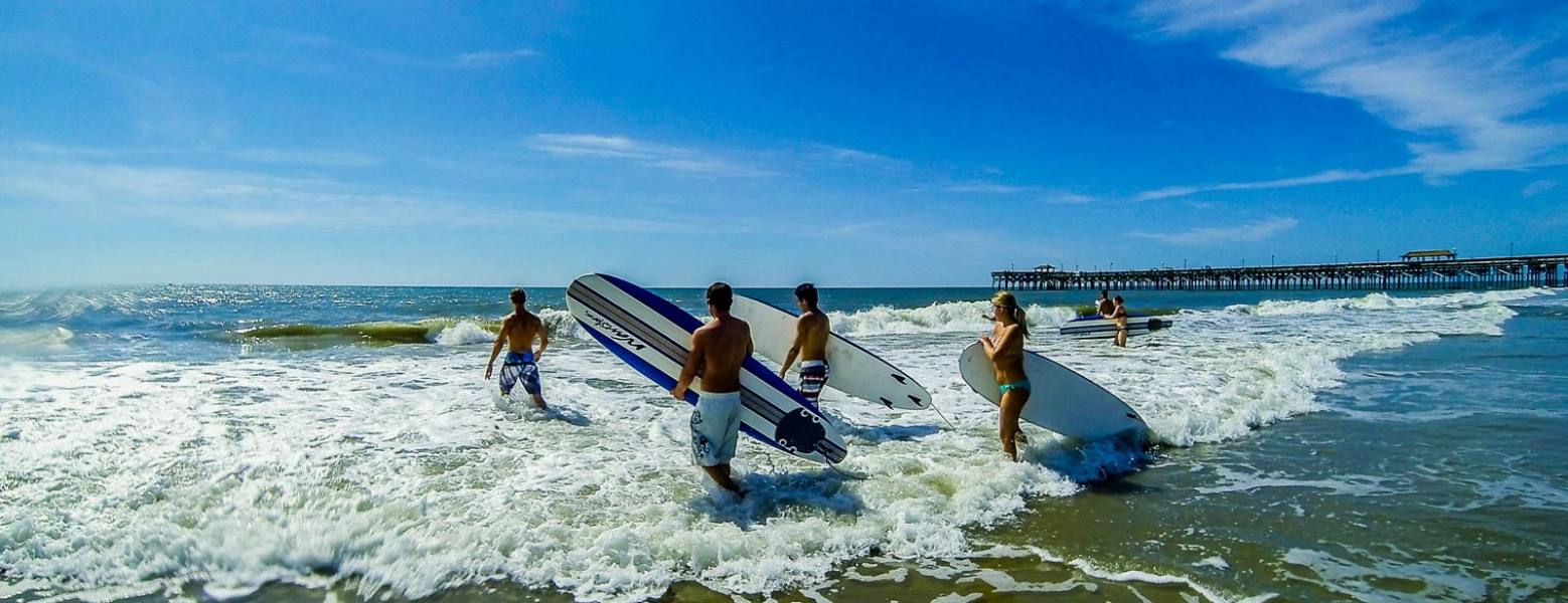 Myrtle Beach Surf Forecast